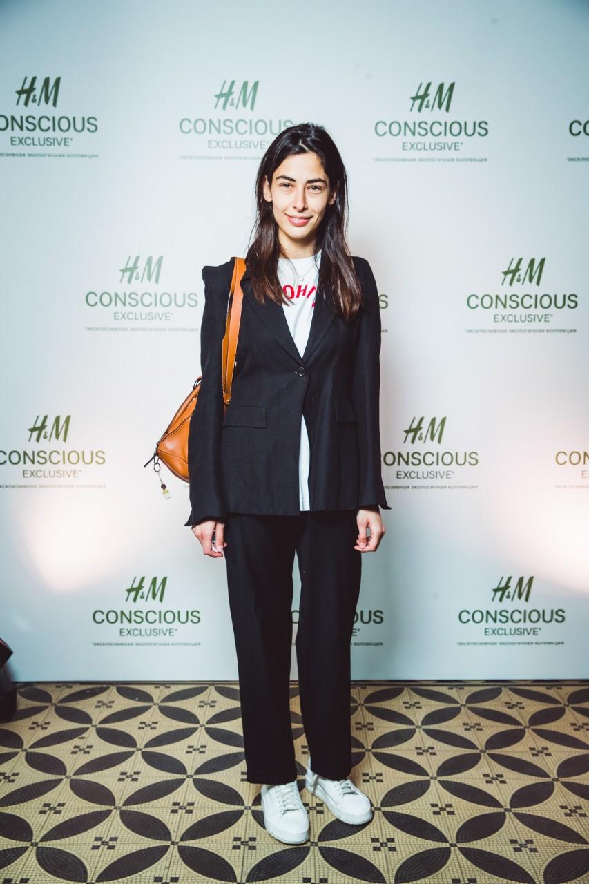Звезды на гала-ужине в честь запуска H&M Conscious Exclusive 2018