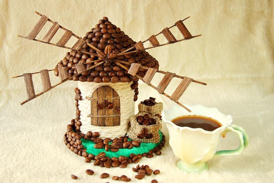 Кофейная мельница своими руками
