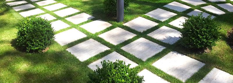 Бюджетные садовые дорожки для высокого уровня грунтовых вод и глинистого грунта