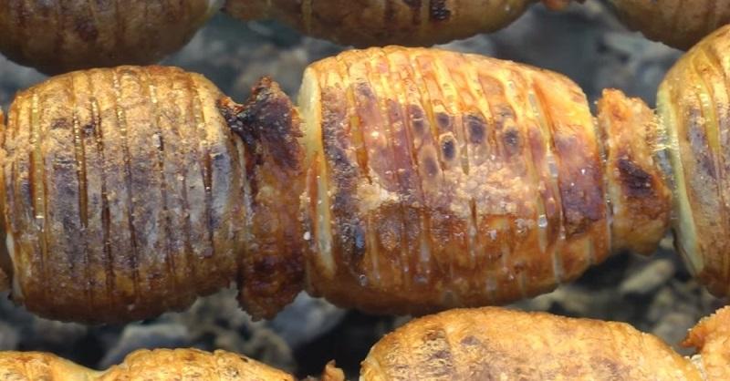 Шашлык из картофеля, который…