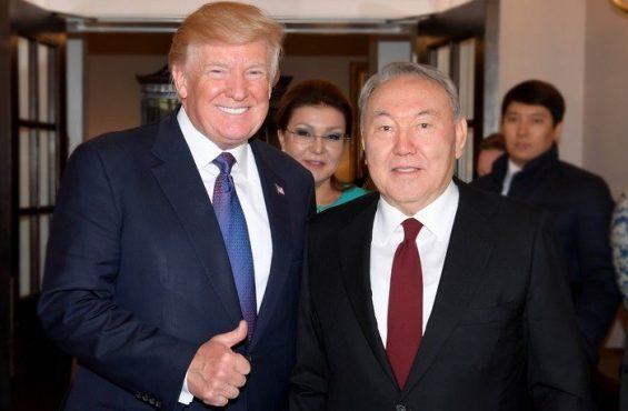 Казахстан открывает США закр…