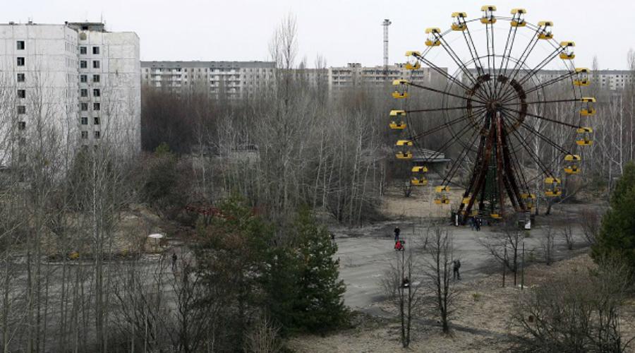 способов попасть в Чернобыль