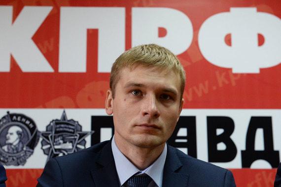 Новый губернатор Хакассии – коммунист Коновалов.