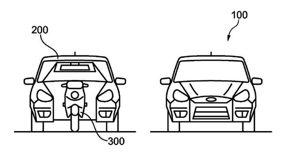 Два в одном: Ford хочет созд…