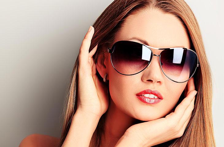Какие солнцезащитные очки в моде 2017 год