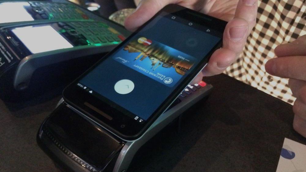 В России запустят крупнейший сервис для оплаты через смартфон