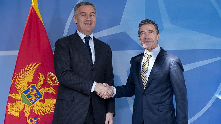 НАТО расширится за счёт Черногории
