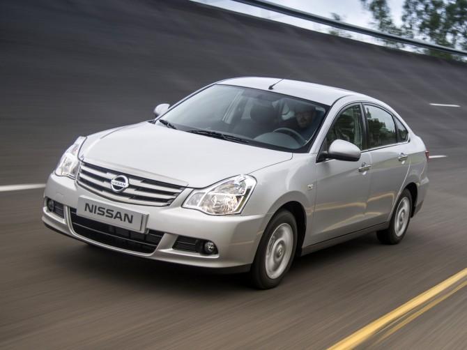 Nissan стимулирует продажи в кредит