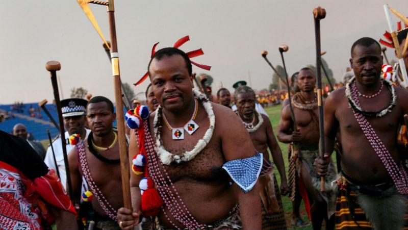 Свазиленда больше нет: государство сменит название, и швейцарцам это нравится