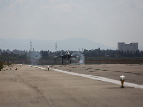 СМИ: 31 декабря ВКС РФ потеряли в Сирии семь машин