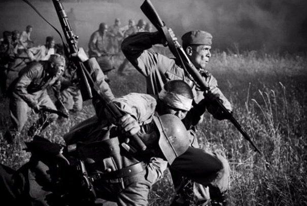"""""""Кто в рукопашной не дрался с русскими, тот войны не видал…"""""""