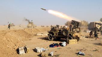 США бросят в атаку на Дамаск 12 тысяч боевиков, прикрывая с воздуха.