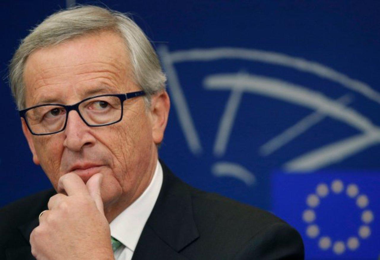 Юнкер: ЕС и Британия должны обсуждать будущие отношения