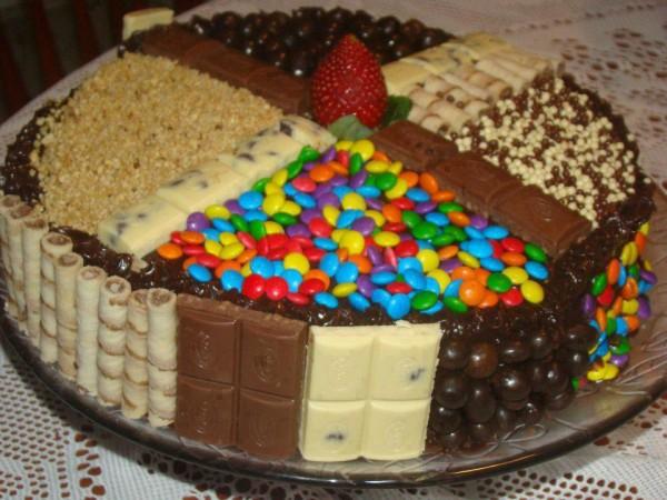 Как сделать торт на день рождения для детей