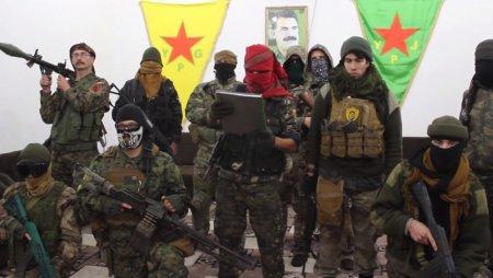 Сирийцы приравняли курдов к …