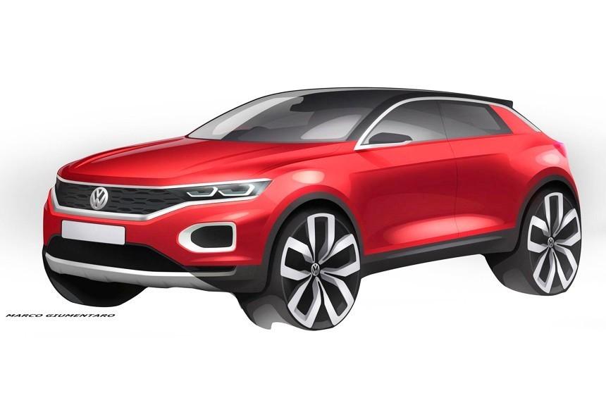 В России будут делать недорогой паркетник Volkswagen