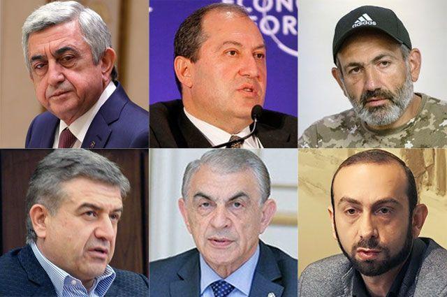 Хороший, плохой, злой. Кто есть кто в протестных событиях в Армении