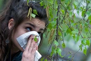 Чем лечить аллергию на цветение весной?