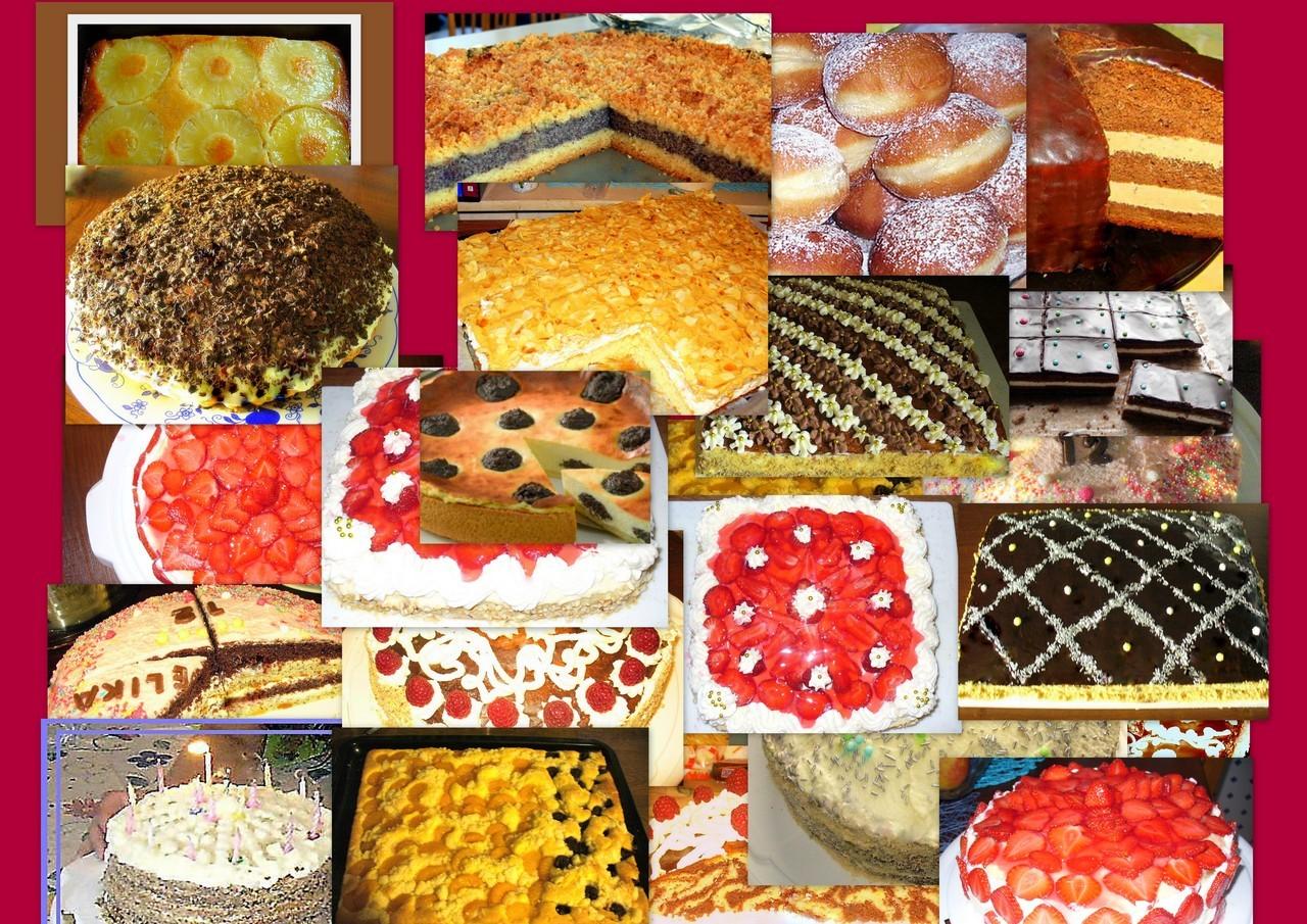 Раздел для сладкоежек , Торты ,  Сладкие пироги ... 15 рецептов .Фото-рецепт. Olga Dell