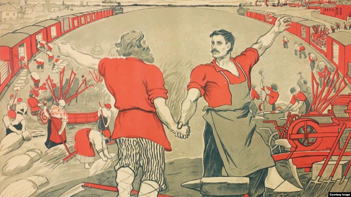 Почему первые зерновые совхозы в СССР  в 1928-30 годах делали американцы