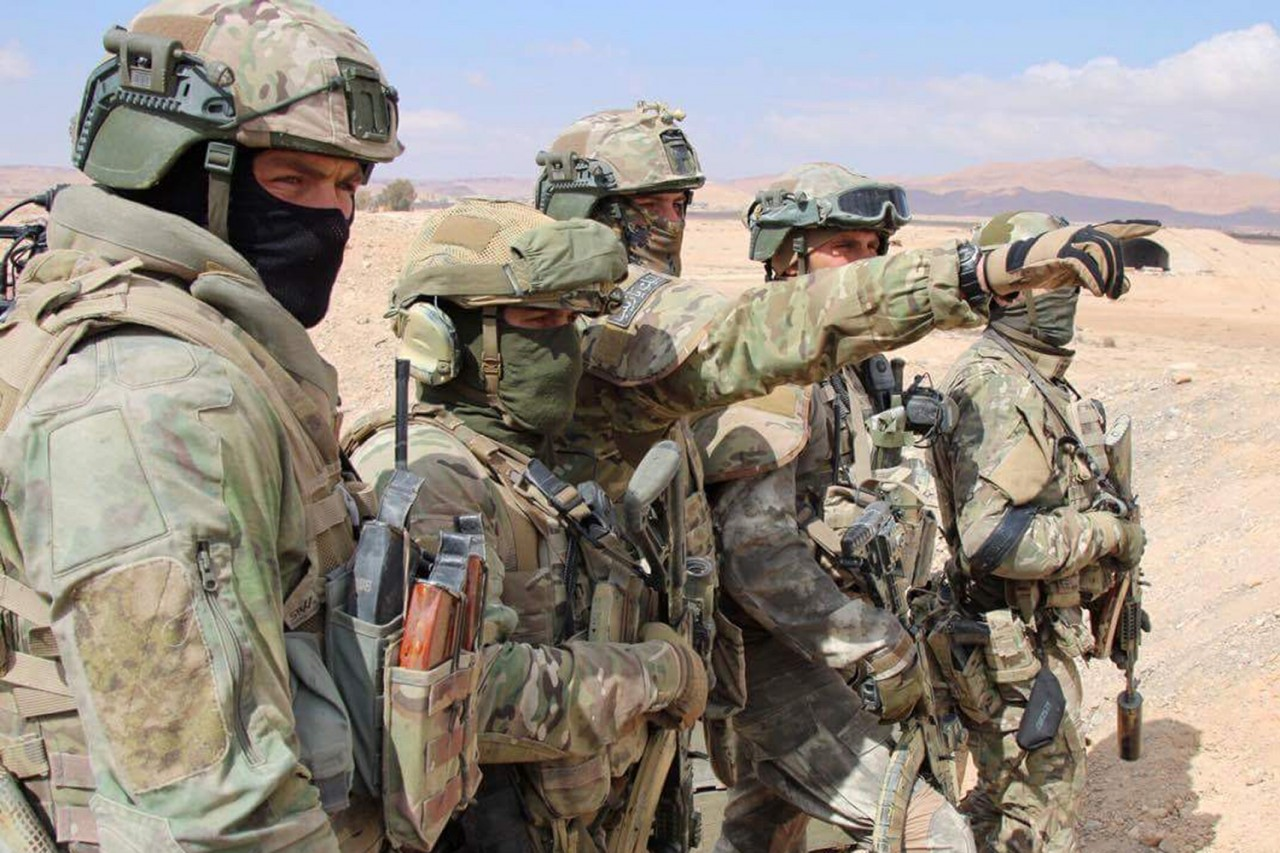 Спецназовец США: «С русскими…