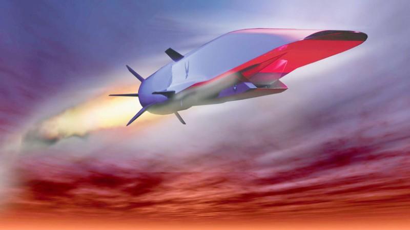 США дают на гиперзвуковую ракету миллиард долларов