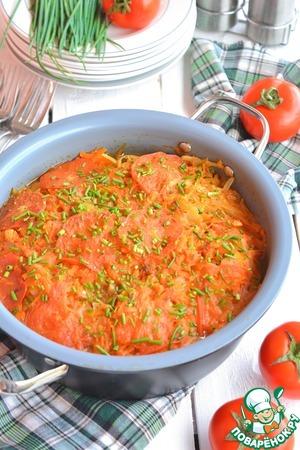 Ленивые голубцы по рецепту моей бабушки Морковь