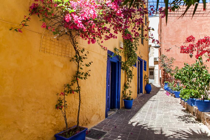 Прогулки по городам острова Крит