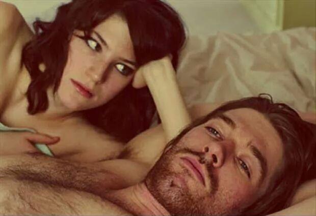 Женские претензии в постели