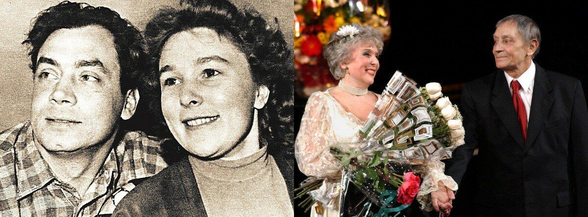 Женихи и невесты 50 лет спустя: топ 5 золотых свадеб наших звезд