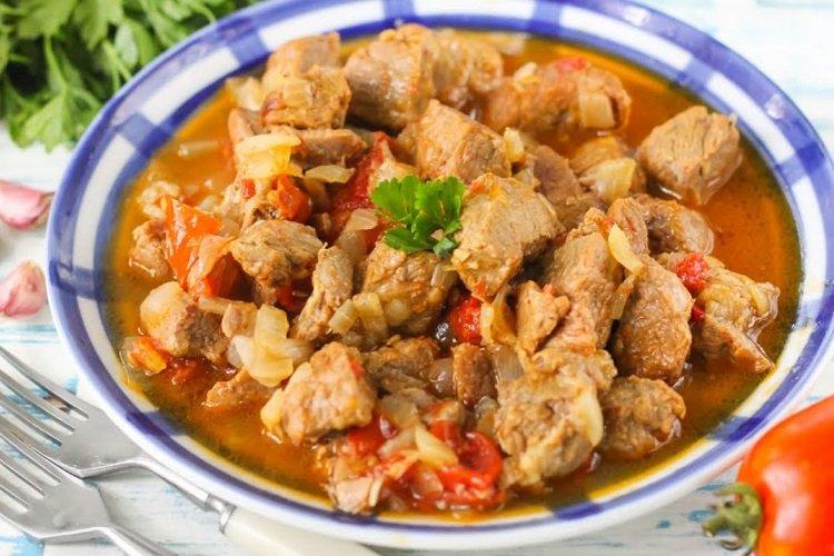 Узбекский луковый суп