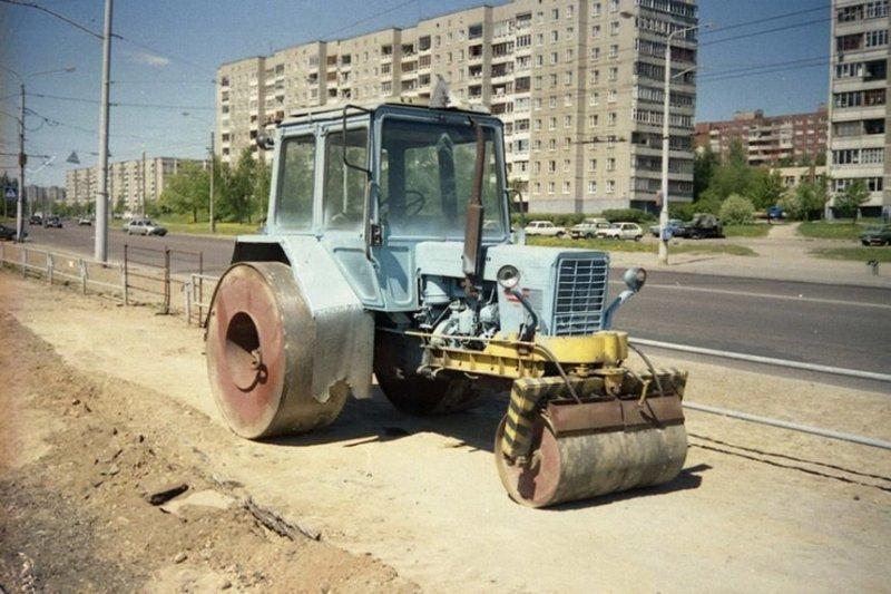 Необычные амплуа тракторов МТЗ, о которых мало кто знает
