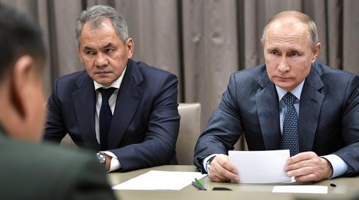 Путин после атаки на Сирию: …