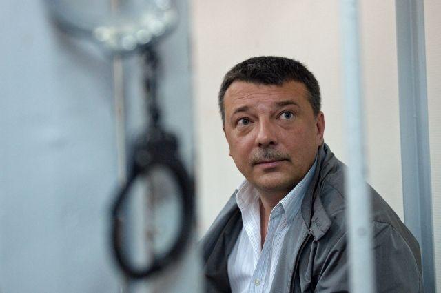 Суд приговорил генерала СК Максименко к 13 годам колонии