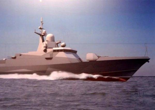 Новое судно «Каракурт» оказался давним секретным проектом ВМФ России. Запад смотрит с завистью