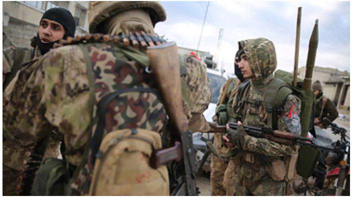 """""""Чего вопить сейчас?"""": Аббас Джума раскрыл уничтоженных в Идлибе турок"""
