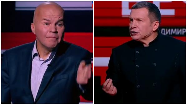 Российский ведущий Владимир …