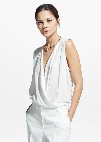 Блузки + выкройки