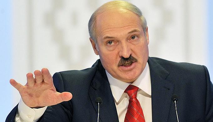 Лукашенко: Уйдите из Сирии в…
