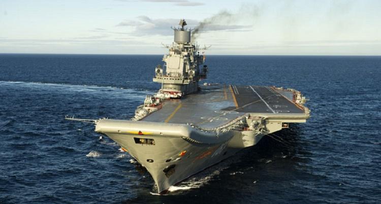 Устраняя слабые стороны: новая жизнь крейсера «Адмирал Кузнецов»