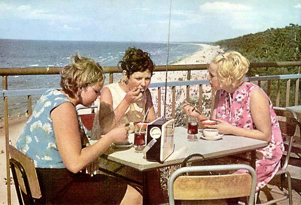 Самые популярные курорты в Советском Союзе