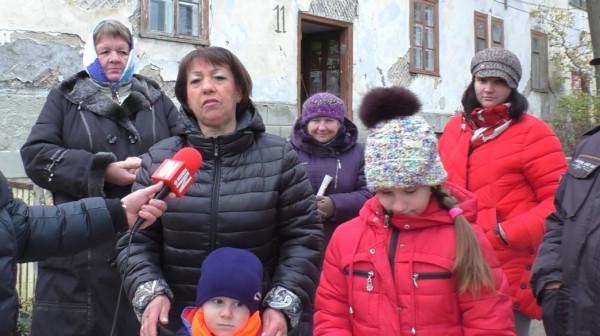 В Севастополе жителям улицы …