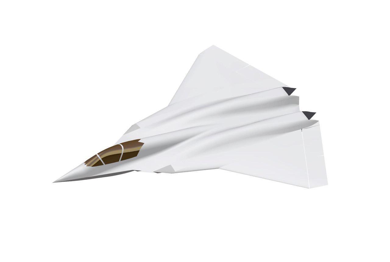 Выдан контракт на разработку перспективного франко-германского истребителя