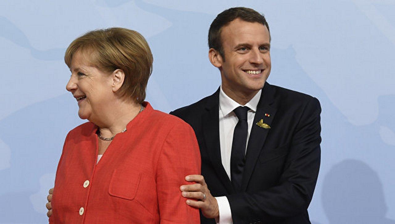 «Геронтик» теснит старушку Меркель