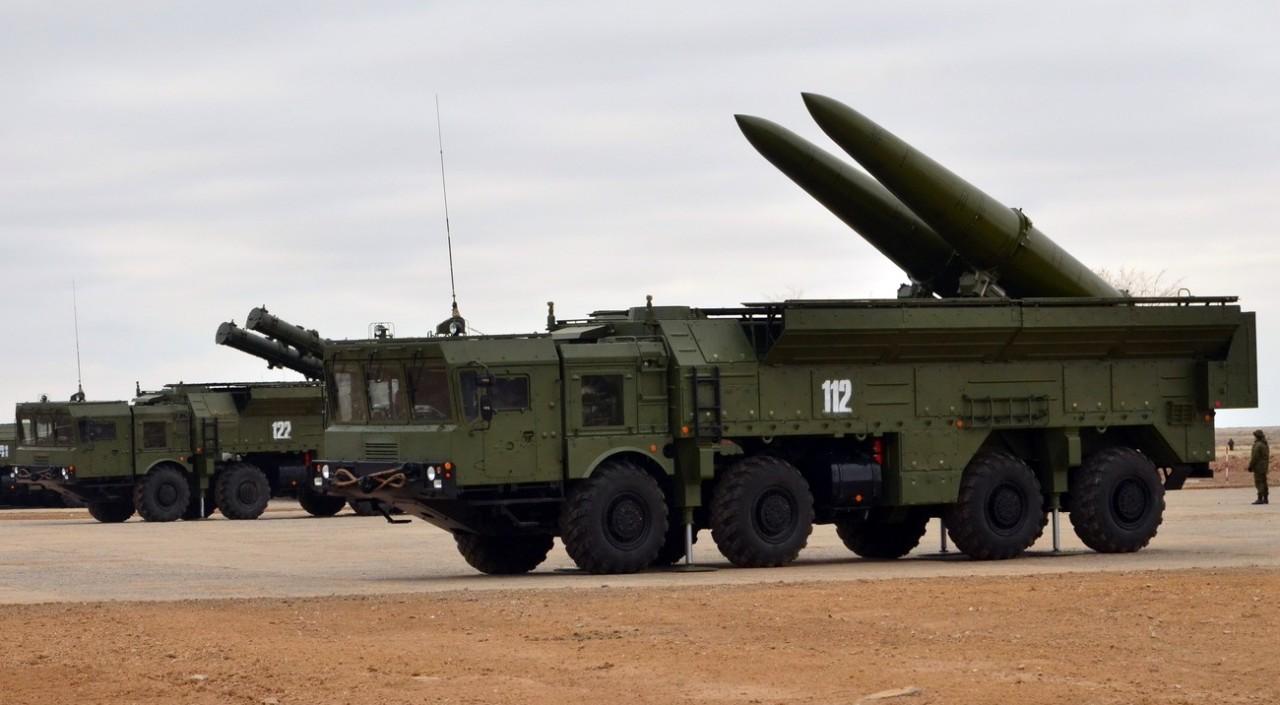 «Больше, чем просто ракета»: в Швеции испугались российского «Искандера»
