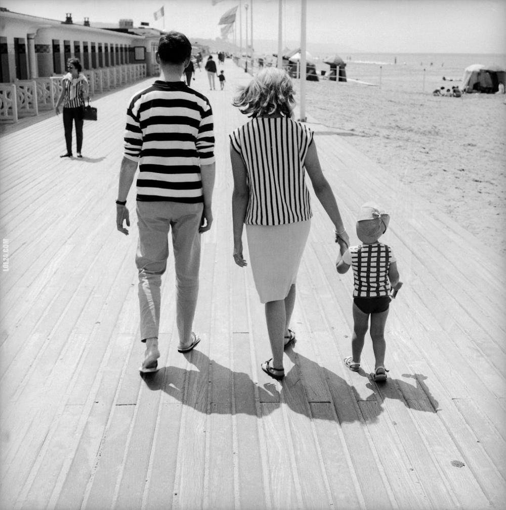 Рене Мальтет: юмор от гения фотографии