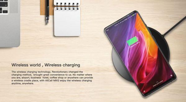 Смартфон AllCall Mix2 наделили современным дизайном и возможностями