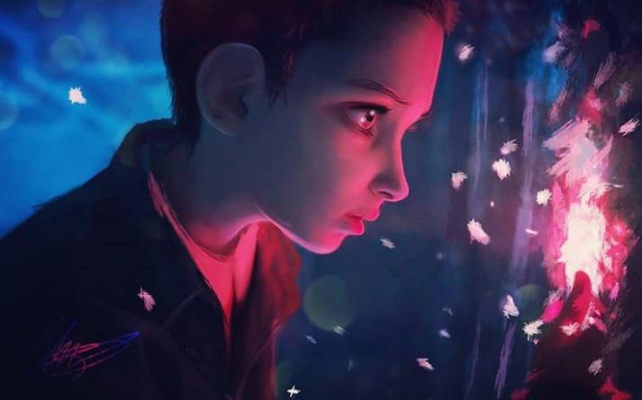 Шарлотта Лебретон и её работы превращающие кино в мультипликацию