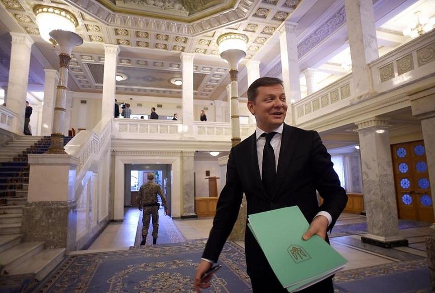 Ляшко: Украине нужен безвизовый режим с ЕС, как зайцу стоп-сигнал
