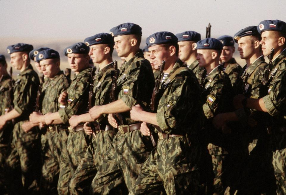 Девизы родов войск Российской Федерации